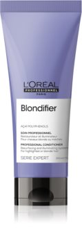 L'Oréal Professionnel Serie Expert Blondifier Brightening Conditioner For All Types Of Blonde Hair