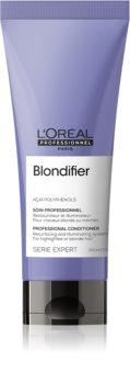L'Oréal Professionnel Serie Expert Blondifier rozjasňující kondicionér pro všechny typy blond vlasů