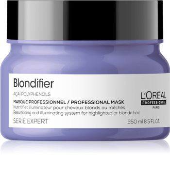 L'Oréal Professionnel Serie Expert Blondifier Regenerating and Renewing Mask For Blondes And Highlighted Hair