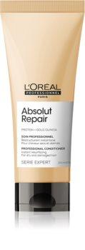 L'Oréal Professionnel Serie Expert Absolut Repair Gold Quinoa + Protein Diepe Herstellende Conditioner  voor Droog en Beschadigd Haar