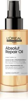 L'Oréal Professionnel Serie Expert Absolut Repair Gold Quinoa + Protein ulei de par regenerator