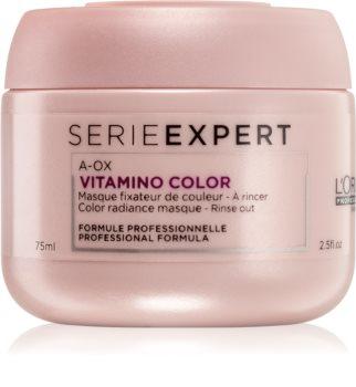 L'Oréal Professionnel Serie Expert Vitamino Color AOX Maske mit ernährender Wirkung für gefärbtes Haar