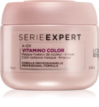 L'Oréal Professionnel Serie Expert Vitamino Color AOX подхранваща маска  за боядисана коса