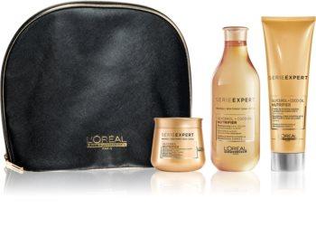 L'Oréal Professionnel Serie Expert Nutrifier set cadou II. (pentru păr uscat și deteriorat)