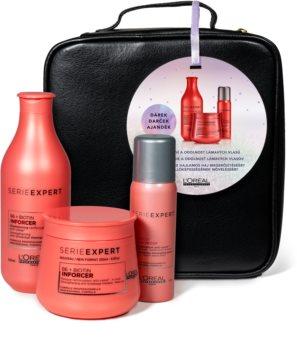 L'Oréal Professionnel Serie Expert Inforcer set cadou II. (împotriva părului fragil)