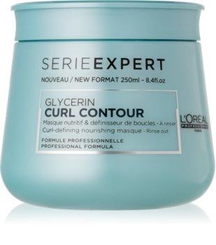 L'Oréal Professionnel Serie Expert Curl Contour maska za lase za valovite lase