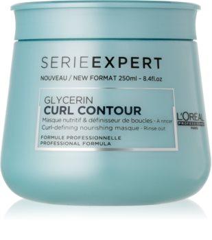 L'Oréal Professionnel Serie Expert Curl Contour masque cheveux pour cheveux bouclés