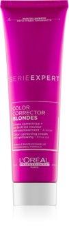 L'Oréal Professionnel Serie Expert Vitamino Color AOX crema corectoare pentru par blond