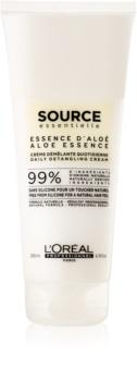L'Oréal Professionnel Source Essentielle Aloe Essence condicionador em creme para os cabelos