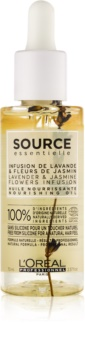 L'Oréal Professionnel Source Essentielle Lavender & Jasmine Flowers Infusion θρεπτικό λάδι για ευαίσθητα μαλλιά