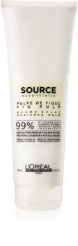 L'Oréal Professionnel Source Essentielle Baume Éclat balzám pro lesk barvených vlasů