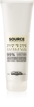 L'Oréal Professionnel Source Essentielle Fig Pulp βάλσαμο για λαμπερά βαμμένα μαλλιά