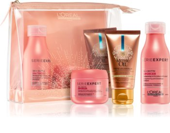 L'Oréal Professionnel Serie Expert Inforcer Cosmetic Set For Brittle And Stressed Hair