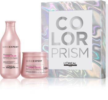 L'Oréal Professionnel Serie Expert Vitamino Color Resveratrol ajándékszett I. (festett hajra)