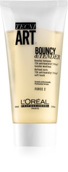 L'Oréal Professionnel Tecni.Art Bouncy & Tender gel-crème biphasé pour cheveux bouclés