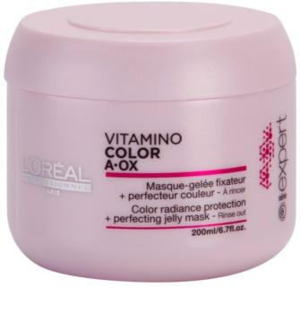 L'Oréal Professionnel Série Expert Vitamino Color AOX máscara regeneradora para cabelo pintado