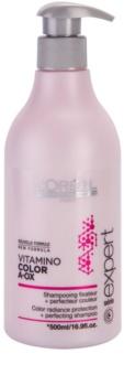 L'Oréal Professionnel Serie Expert Vitamino Color AOX champú protector para cabello teñido