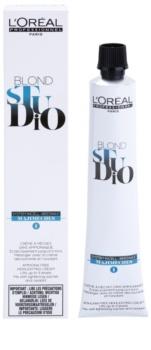 L'Oréal Professionnel Blond Studio Majimeches 1 Lightening Cream Ammonia - Free