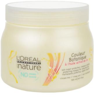 L'Oréal Professionnel Série Nature Couleur Botanique maska pre farbené vlasy