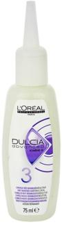 L'Oréal Professionnel Dulcia Advanced trwała ondulacja do bardzo suchych i wrażliwych włosów