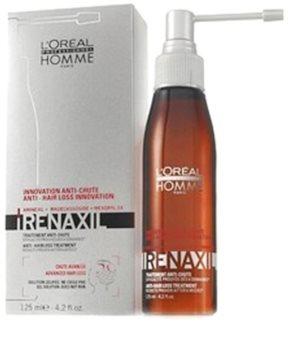 L'Oréal Professionnel Homme Renaxil tratamiento anticaída del cabello