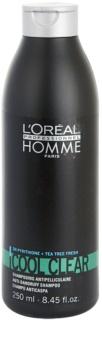 L'Oréal Professionnel Homme Cool Clear Anti-Dandruff Shampoo