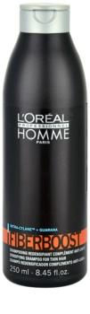 L'Oréal Professionnel Homme Fiberboost champô para densidade de cabelo