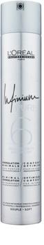 L'Oréal Professionnel Infinium Pure Allergivänlig hårspray Lätt stadga