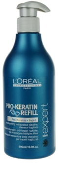 L'Oréal Professionnel Serie Expert Pro-Keratin Refill șampon pentru par deteriorat