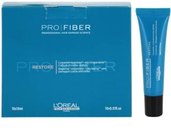 L'Oréal Professionnel Pro Fiber Restore cuidado restaurador para cabelos danificados e quimicamente tratados