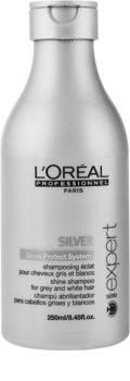 L'Oréal Professionnel Serie Expert Silver šampon pro šedivé vlasy