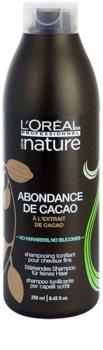 L'Oréal Professionnel Série Nature Abondance De Cacao sampon dús hatásért