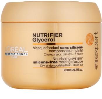 L'Oréal Professionnel Serie Expert Nutrifier mascarilla nutritiva para cabello seco