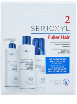 L'Oréal Professionnel Serioxyl GlucoBoost + Incell lote cosmético