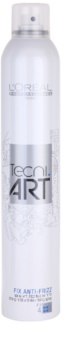 L'Oréal Professionnel Tecni.Art Fix Anti Frizz Fixation Spray To Treat Frizz