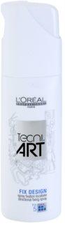L'Oréal Professionnel Tecni.Art Fix Design spray para una fijación local