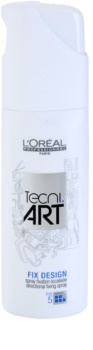 L'Oréal Professionnel Tecni.Art Fix Design спрей за локална фиксация