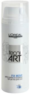 L'Oréal Professionnel Tecni.Art Fix Move lehký gel pro fixaci a tvar