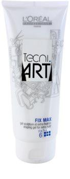 L'Oréal Professionnel Tecni.Art Fix Max gel za lase za fiksacijo in obliko