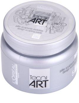 L'Oréal Professionnel Tecni.Art Fix pasta modeladora fixação extra forte