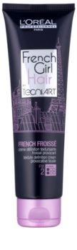 L'Oréal Professionnel Tecni.Art French Girl Hair crema para dar definición al peinado para dar definición y mantener la forma