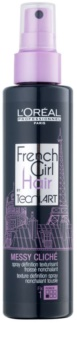 L'Oréal Professionnel Tecni.Art French Girl Hair spray styling para cabelo fino a normal
