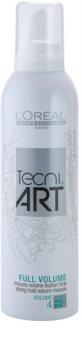 L'Oréal Professionnel Tecni.Art Full Volume pena z močnim utrjevanjem za volumen