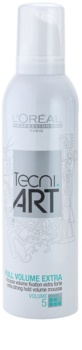 L'Oréal Professionnel Tecni.Art Full Volume Extra Hair Mousse For Extra Volume