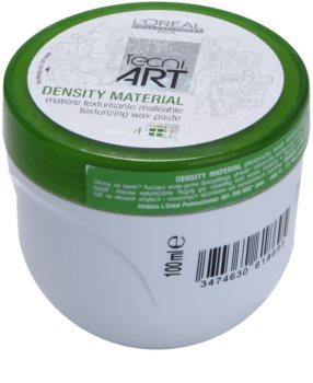 L'Oréal Professionnel Tecni.Art Density Material ceara modelatoare pentru par fixare puternică