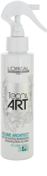 L'Oréal Professionnel Tecni.Art Volume Architect objemový sprej pro jemné vlasy