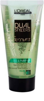 L'Oréal Professionnel Tecni.Art Dual Stylers Gel-Cream For Smooth Styling And Volume