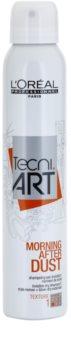 L'Oréal Professionnel Tecni.Art Morning After Dust suchý šampón v spreji