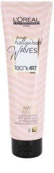 L'Oréal Professionnel Tecni.Art Hollywood Waves gel-crema para dar definición y mantener la forma