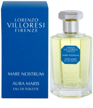 Lorenzo Villoresi Mare Nostrum Aura Maris Eau deToilette Unisex